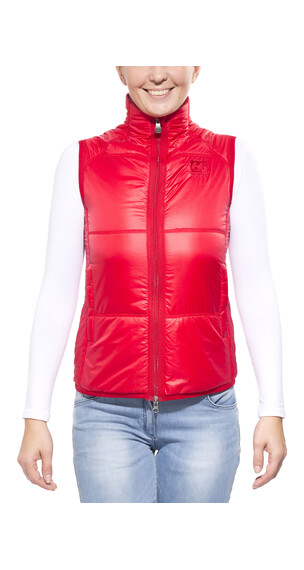 66° North Vatnajökull Primaloft Vest Women red